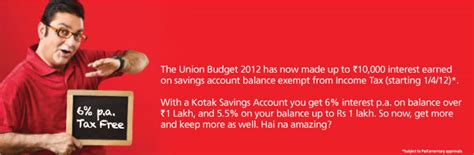 kotak mahindra bank account open savings accounts