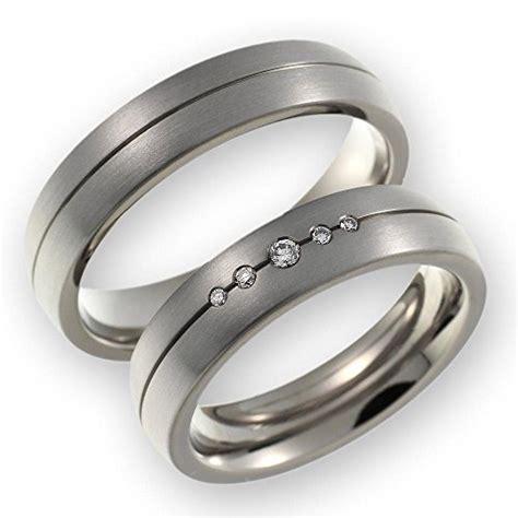 Ehering Mit Diamant by By Schumann Design Trauringe Eheringe Aus Titan