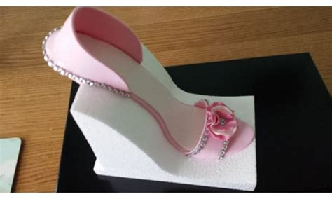 fondant high heel shoe kit fondant high heel shoe kit for cake decoration and cake