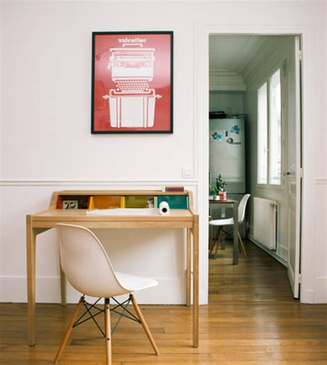 Family Desk by Swissmiss The Hansen Family Desk