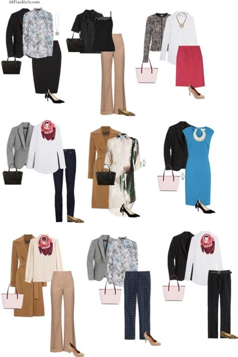 how to dress for work a capsule wardrobe that is