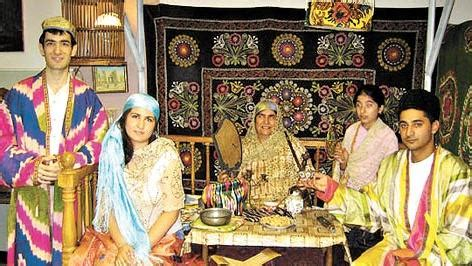 uzbek wedding in new york alisher feruza in heart of brooklyn a slice of living history the