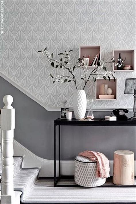 Colour Ideas Living Room Dado Rail 25 Best Hallway Wallpaper Ideas On Wallpaper
