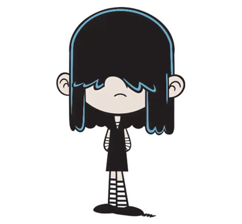 lucy loud from loud house | nick
