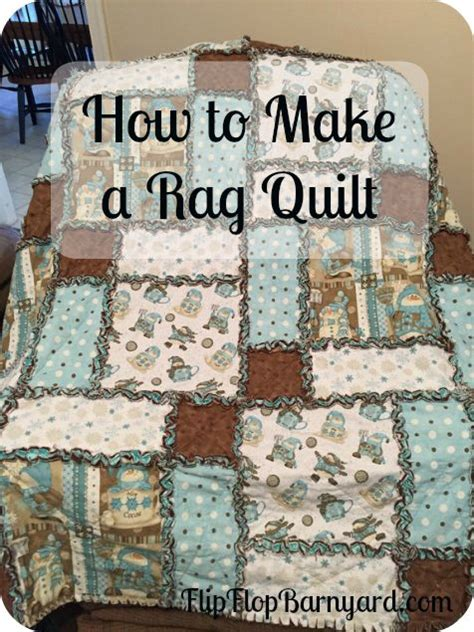 How To Sew A Quilt by 25 Best Ideas About Rag Quilt Patterns On