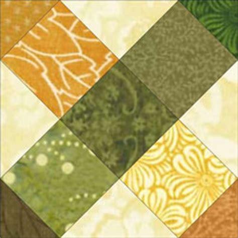 Garden Maze Quilt Block Pattern by Garden Maze Quilt Pattern Design