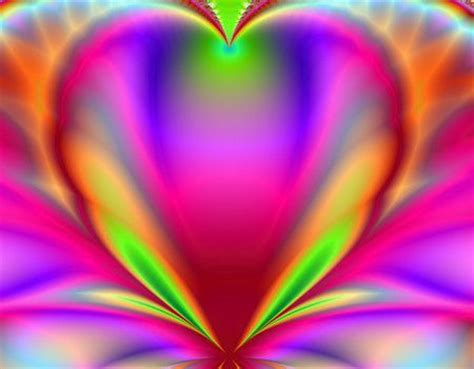 happy colours beautiful psychedelic and love heart on pinterest