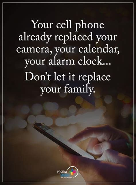 dont   cell phone replace  family pictures