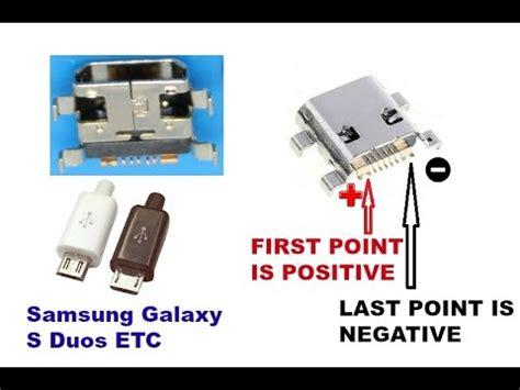mobile phone charging slots   negative