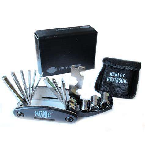 Multi Tools For Moge Harley Davidson harley davidson multi tool pouch screwdriver socket wrench