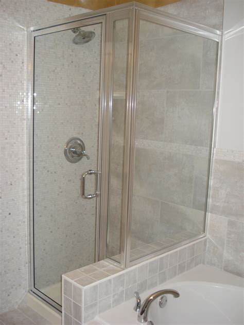Frame Shower Door Framed Glass Shower Doors Altoglass Framed And Frameless Shower Doors Mirrors And Railings