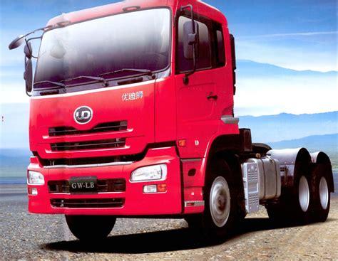 truck nissan nissan diesel ud tractor truck