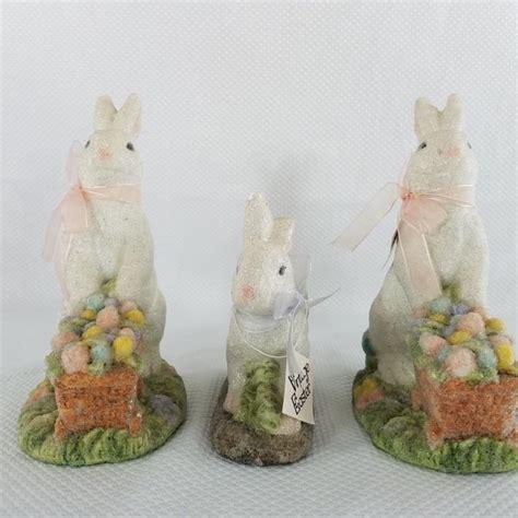 Vintage Easter Figurine Shop Collectibles - vintage easter decorations shop collectibles daily