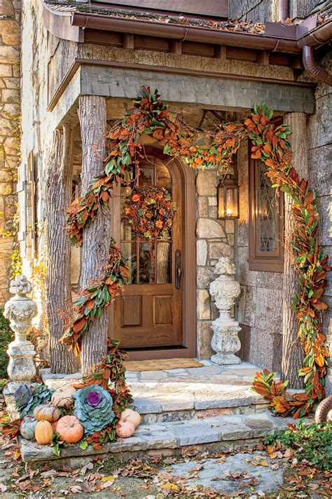 southern home decor stores 16 ways to spice up your porch d 233 cor for fall southern