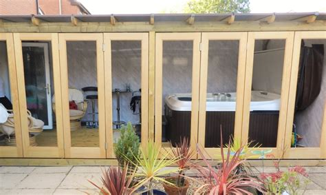 Garden Lean To Canopy Woodmines Info » Home Design 2017