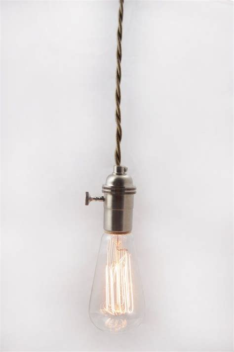 cloth cord in pendant light wants vs needs