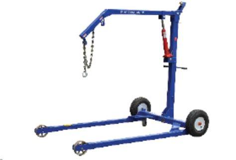 engine hoist towable large rentals campbell ca   rent engine hoist towable large  san