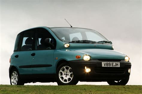 fiat multipla cars that were good or even great but looked awful cars