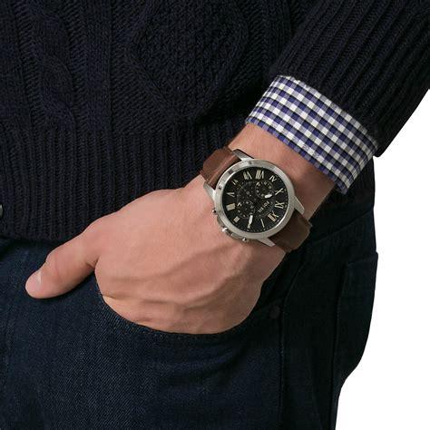 Do Fossil Fs5151 Grant Chronograph Jam Tangan Pria Original Authentic jual jam tangan fossil fs4813 rajabrewok