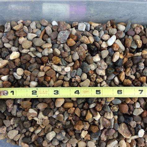Bulk River Rock Bulk River Rock Palo Ia Cedar River Garden Center