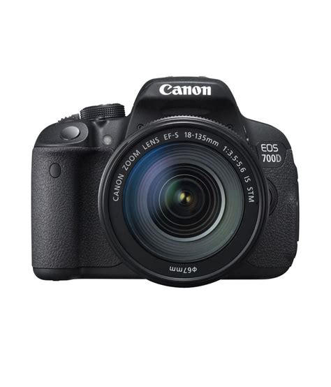 Canon 700d canon eos 700d with 18 135mm lens price in india buy canon eos 700d with 18 135mm lens