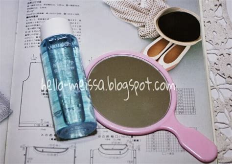 Maskara Transparan Wardah hello meissa product review wardah make up remover