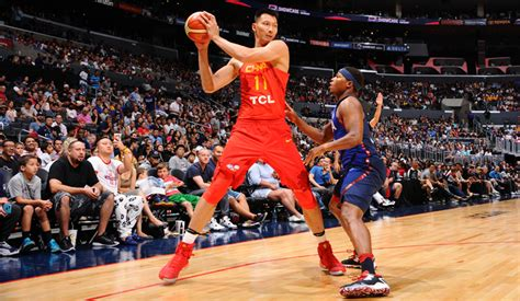 Lakers Game Day Giveaways - latest laker yi jianlian los angeles lakers