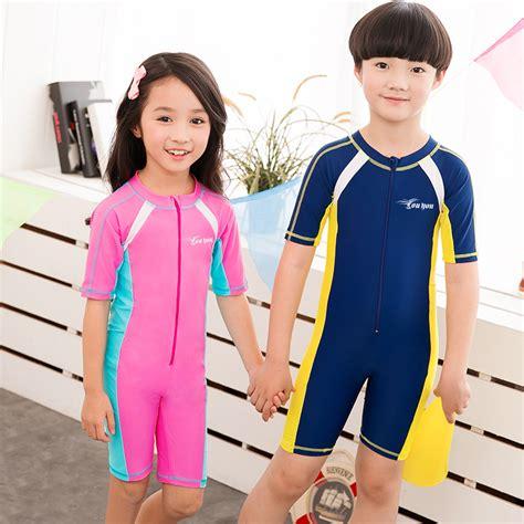 New Arrival Baju Renang Anak Kacamata Renang Speedo aliexpress buy uv sun protective swimwear boys