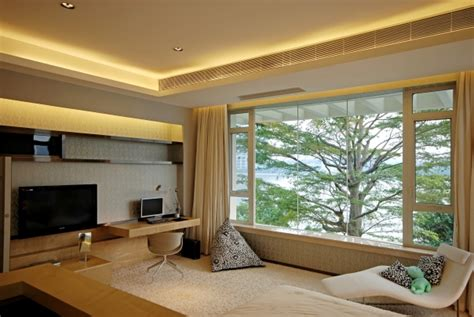 home interior lighting warm house interior design in china by thomas chan digsdigs