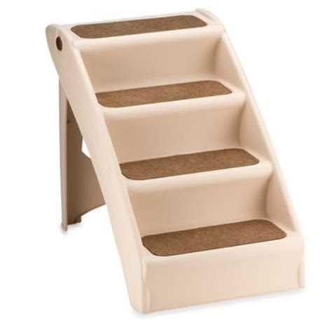 pet steps for bed buy pet stairs from bed bath beyond