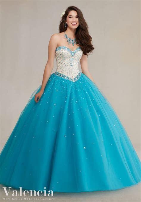 Dress Valencia Blue dresses quinceanera ideas dress blues and valencia