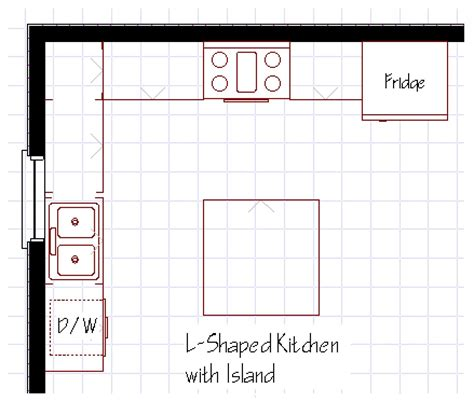 optimal kitchen layout 35 best idea about l shaped kitchen designs ideal