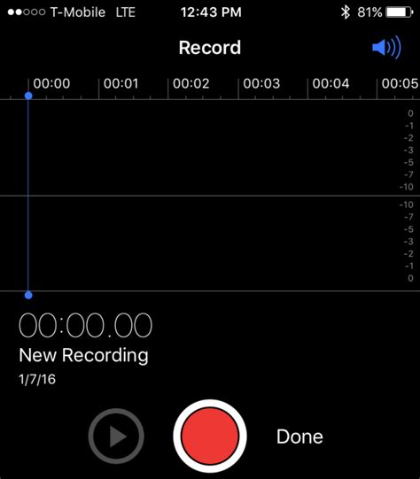 Voice Memos The Iphone Faq by How To Create Voice Memos On Your Iphone