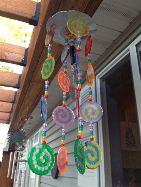 melted bead wind chimes 25 best ideas about pony bead crafts on