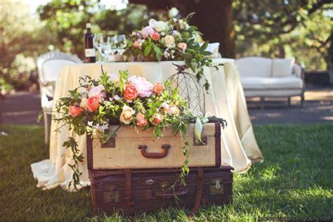 decoracion vintage para boda decoraci 243 n de bodas vintage 54 ideas originales y sencillas