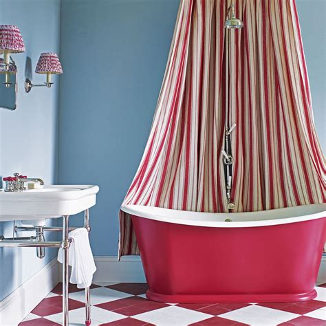 Wacky Shower Curtains Decorating Bathroom Colour Schemes Ideal Home