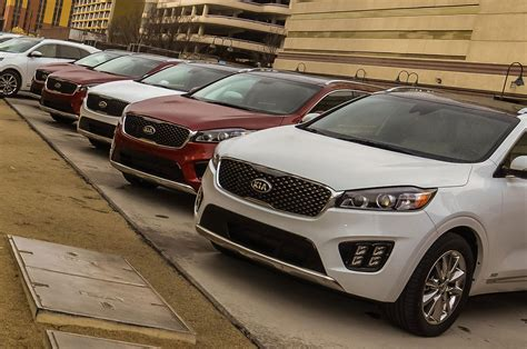 kia vehicle lineup kia sorento research new used kia sorento suvs autos post
