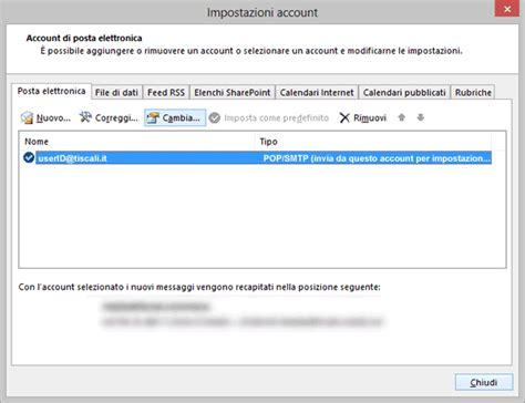 server posta in uscita wind mobile configurazione posta outlook 2013 tiscali assistenza