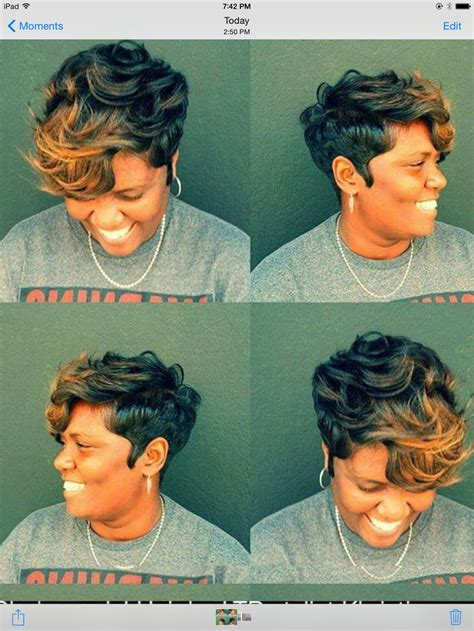 17 Best ideas about Quick Weave Hairstyles on Pinterest