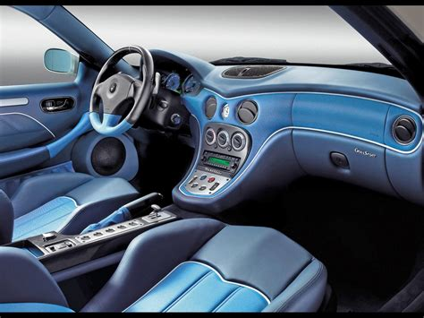 custom maserati interior 2004 maserati gransport interior 1600x1200 wallpaper