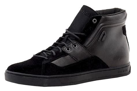 s diesel sneakers diesel s e prime mid high top sneakers shoes ebay