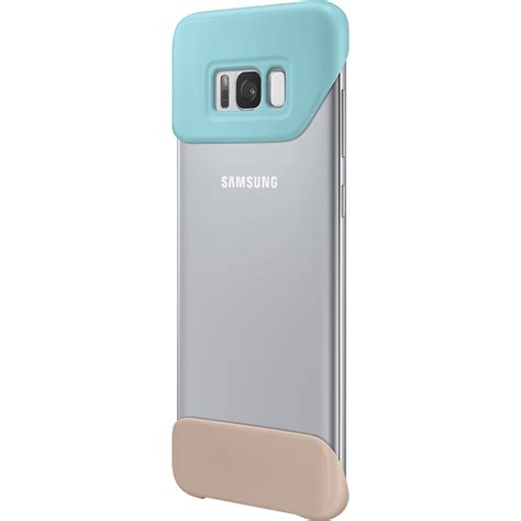 samsung two cover for galaxy s8 ef mg955cmegww b h photo