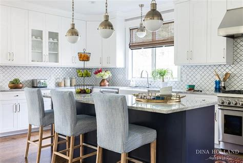 White Kitchen Island With Bar Stools by White Kitchen Island With Ladder Back Counter Stools