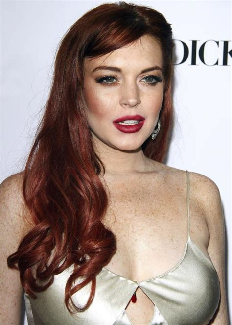 Lindsay Was Out Of by Lindsay Lohan Out Of And Unwilling To Change