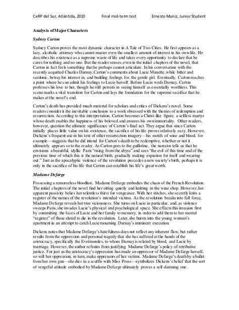 A Tale Of Two Cities Essay by Sacrifice Essay Tale Of Two Cities