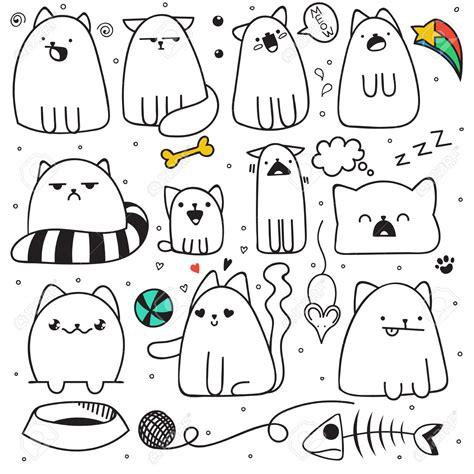 doodle cat billedresultat for cat doodle bujo doodles