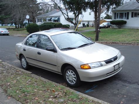 1998 mazda protege information and photos momentcar