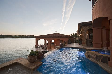 outdoor living waterscapes austin area pools outdoor living area luxury swimming