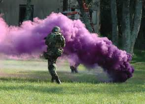 how to make colored smoke file purple smoke grenade jpg wikimedia commons