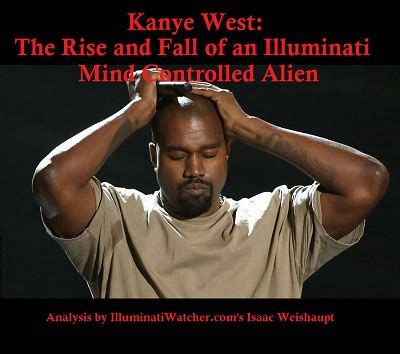 illuminati kanye west kanye west the rise and fall of an illuminati mind